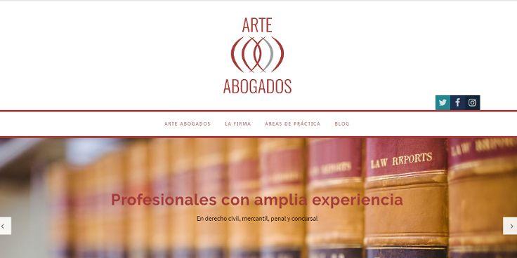 ARTE ABOGADOS, expertos en derecho civil, mercantil, penal y concursal, para empresas, particulares y emprendedores