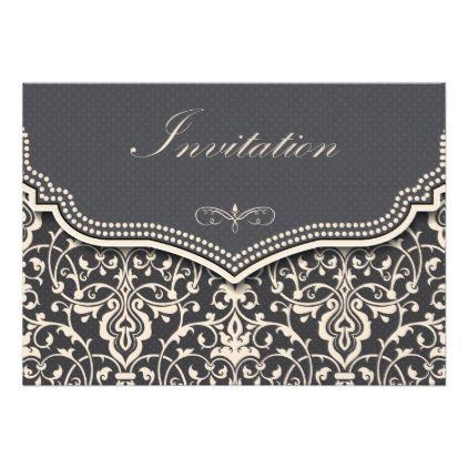 #Formal Invitation - #birthday #invitations