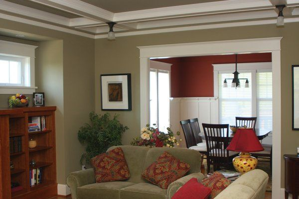 Craftsman Bungalow Interior Paint Colors: 76 Best Images About Mmmission Style On Pinterest