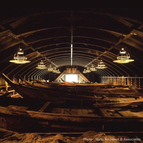 Sea-Folk Museum, Hiroshi Naito