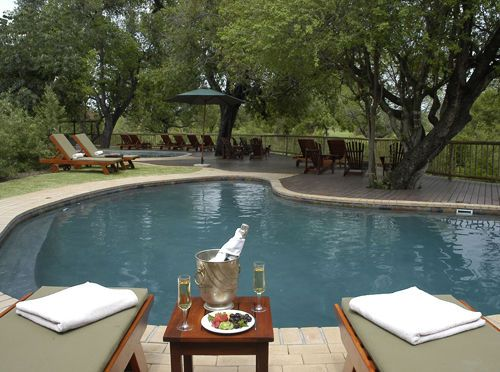 Bush Lodge, Sabi Sabi Private Reserve