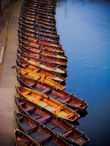 Durham, England: England Boats, Rivers Wear, Wooden Boats, Beautiful Places, Rivers T-Shirt, Brown Boats, Durham England, England Places, England Durham