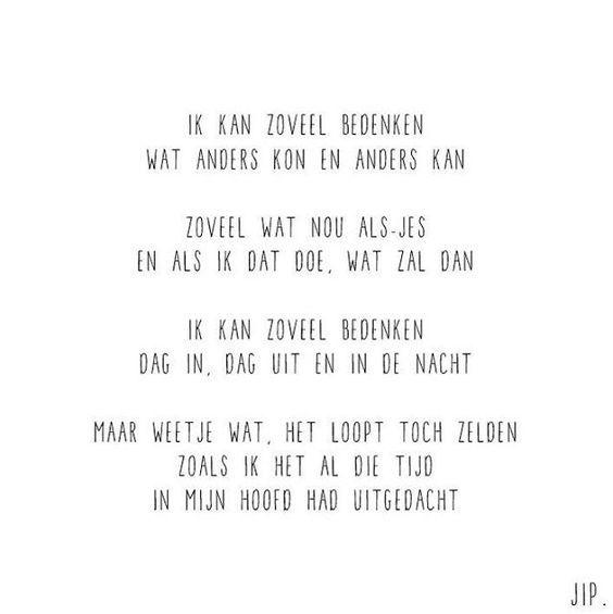 693 vind-ik-leuks, 26 reacties - Gewoon JIP. - Korte Gedichten (@jip_gewoon) op Instagram: 'Zoals ik het al die tijd.. X JIP.'