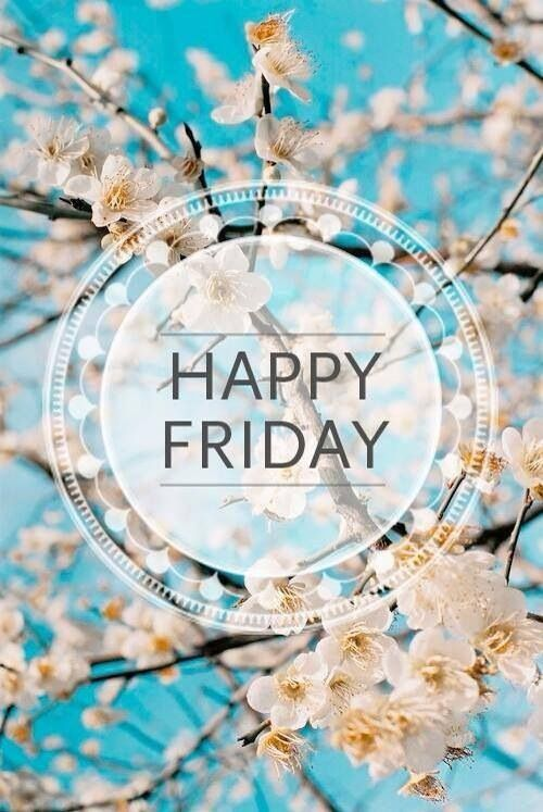 Have a blessed Friday! ♥