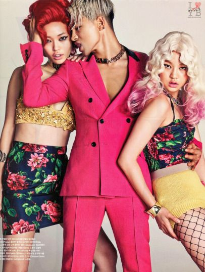 [PHOTOS] 21.06.14 Scans: Taeyang pour Vogue Korea (Juillet 2014) | BIG BANG French