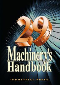 Machinery's Handbook, 29th Edition - Toolbox Edition / Edition 29 by Erik Oberg Download
