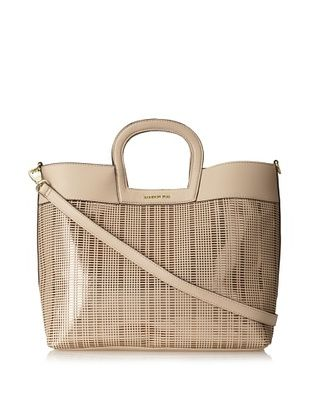 55% OFF London Fog Women's Olivia Tote, Blush, One Size