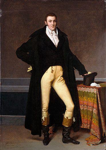 Joseph-Antoine de Nogent - Jean Auguste Dominique Ingres