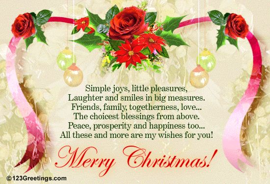 merry christmas poems for kids   Religious Christmas Poems