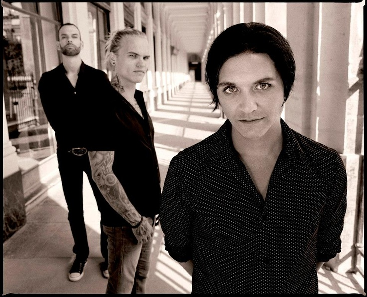 Placebo by Kevin Westenberg. Press shoot for B3 ep.  August.23.2012.  Paris. France.  http://on.fb.me/OSweGJ