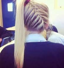 okul için örgülü saç modelleri ile ilgili görsel sonucu