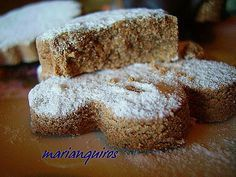 Esta receta es antigua pero la vuelvo a editar pues las fotos no se veían bien .... 250 gr . de harina ·250 gr . de azúcar glass · 12...