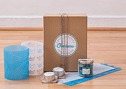 Seaside Lantern Gift Box