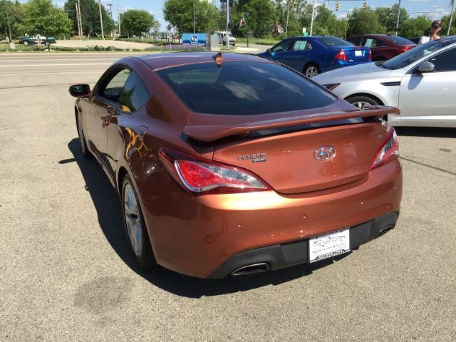 2013 Hyundai Genesis Coupe 3.8 Grand Touring Auto In Tipp City OH ...