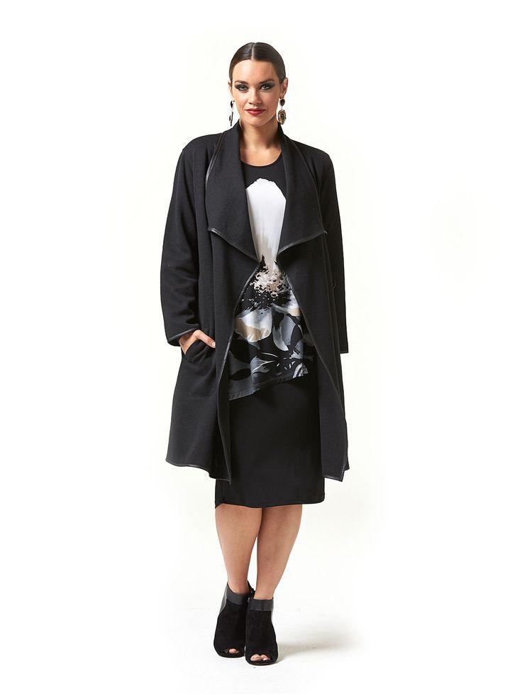 Sophisticated Lady Coat