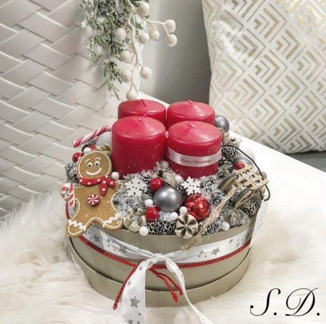 adventskranz mal anders diese stylischen modelle sind jetzt trend zima adventskr nze. Black Bedroom Furniture Sets. Home Design Ideas