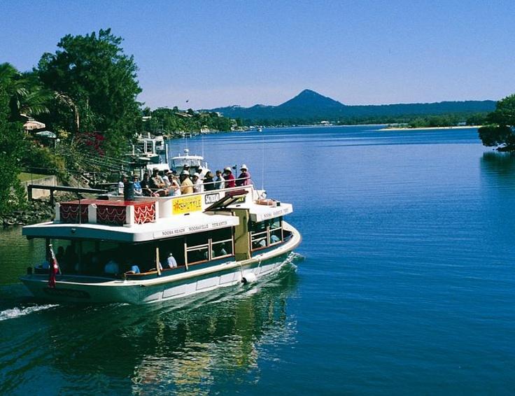 Noosa Ferry - Noosa Heads