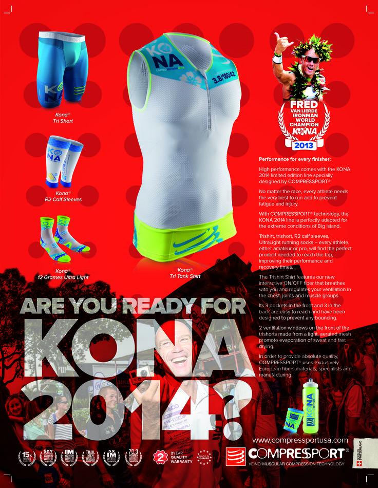 Triathlon - Kona Products