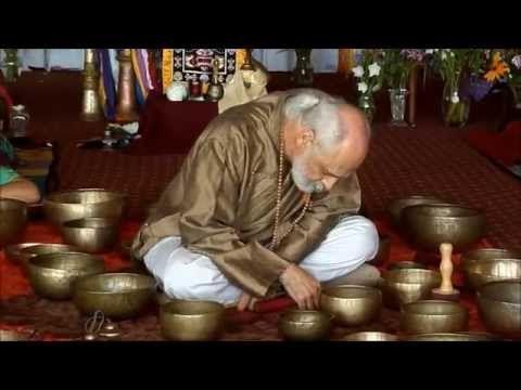 Tibeti hangtálak ॐ Fürödj meg a Hangtálak rezgéshullámaiban - YouTube