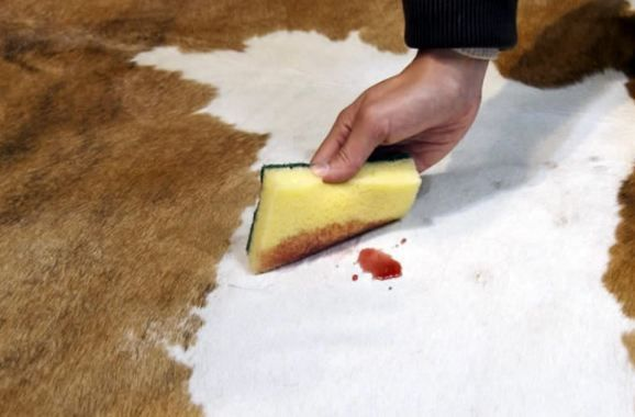 How to Clean Cowhide Rug