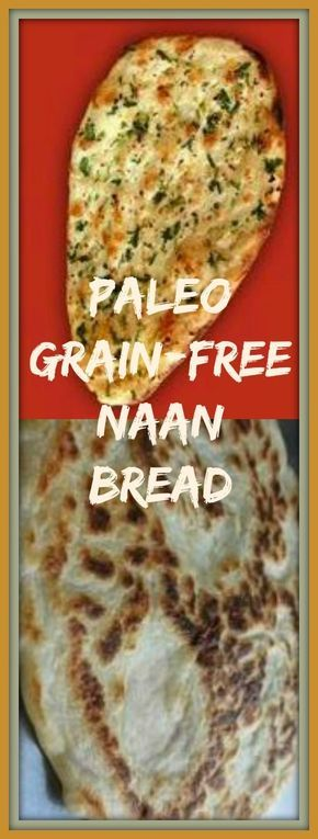 """Paleo Grain-free, Gluten-free Naan Bread """"Naan - 4 eggs, 1/4 cup coconut oil, 1/2 cup coconut flour, 1/4 tsp baking powder, 2/3 to 1/2 cup coconut milk or water, 2 pinches salt, mix, cook on skillet"""" Please Repin #carbswitch"""