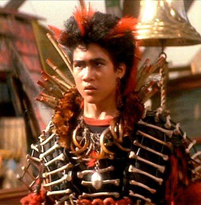 Rufio, leader of the Lost Boys