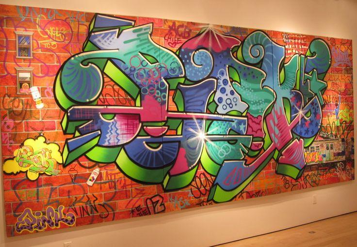 10 NEW YORK GRAFFITI LEGENDS STILL KICKING (ASS) - LADY PINK http://www.widewalls.ch/10-new-york-graffiti-legends-still-kicking-ass/lady-pink/ #graffitilegends #NYC #LadyPink