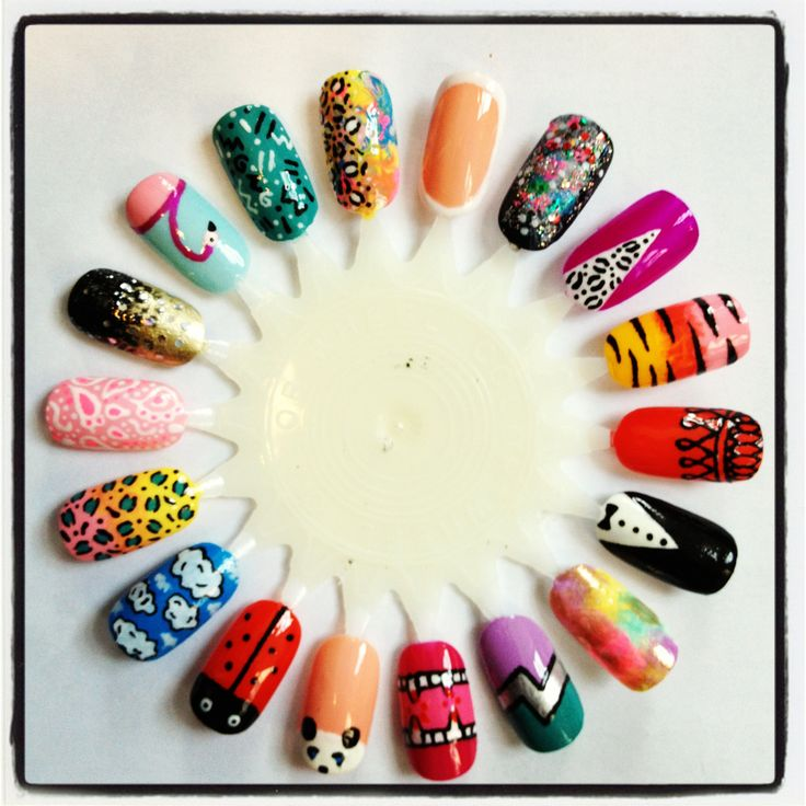 68 best Nail Art - Display images on Pinterest   Beleza, Belle nails ...