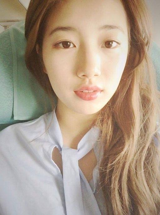 Beautiful maknae Suzy ❤