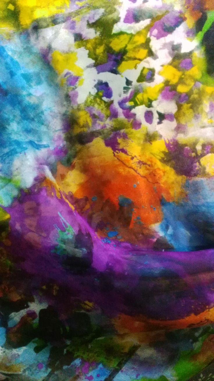 #PacoMayorga Sedas estampadas italianas, parte de la nueva tendencia en showroom #PacoMayorga en combinación con encajes chantilly y rebordados con pedrería. #AltaCostura #DiseñadordeModas #DiseñadoresDeMexico #DiseñadorPacoMayorga Citas al (961) 61 3 71 93