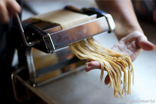 Maquina de hacer pasta casera | La cocina perfecta