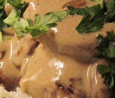Sauté de Boeuf à la Parisienne  This is, by far, my most-prepared and favorite of all recipes from Mastering the Art. ...