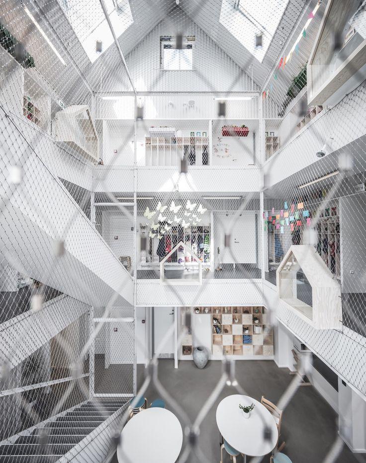 Gallery of Frederiksvej Kindergarten / COBE - 3