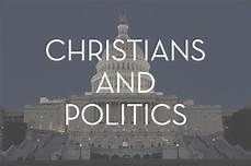 """WORDS FOR LIVING/ PALABRAS QUE DAN VIDA: CHRISTIANS AND POLITICS """"No one engaged in warfare..."""