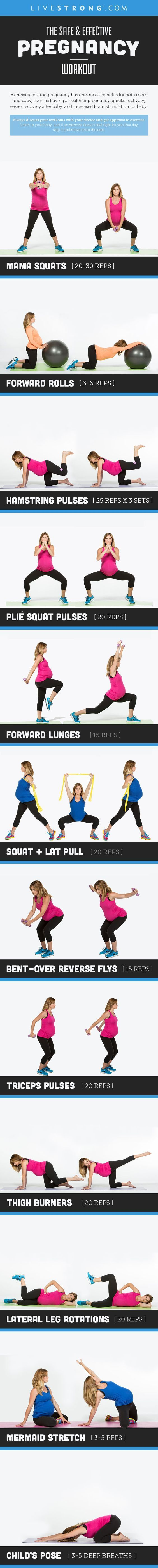 5 Safe and Effective Resistance Band Exercises for a Fit Pregnancy