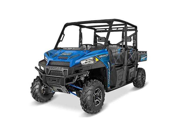 New 2016 Polaris RANGER Crew XP 900-6 EPS Velocity Blue ATVs For Sale in Arizona. 2016 Polaris RANGER Crew XP 900-6 EPS Velocity Blue,