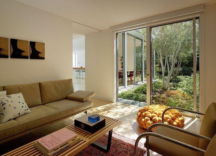 Современный дом вместо старого ранчо в Калифорнии - Дизайн интерьеров   Идеи вашего дома   Lodgers