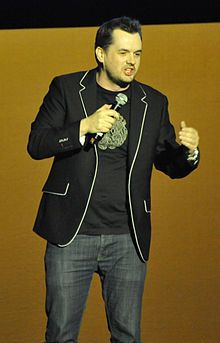 Jim Jefferies (comedian) - Wikipedia, the free encyclopedia
