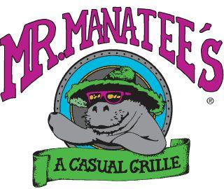 Mr. Manatee's, one of my favorite restaurants in Vero Beach.
