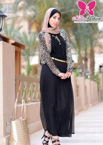 Hijab looks by Milla fashion | Just Trendy Girls