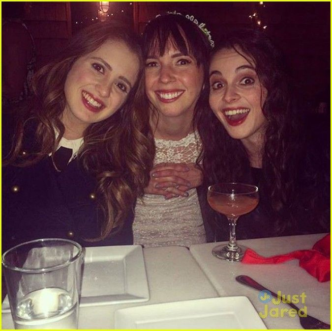 Laura & Vanessa Marano Attend 'iCarly' Stars Danielle Morrow & Jeremy Rowley's Wedding!: Photo #911090. A congrats is in order for iCarly alums Danielle Morrow and Jeremy Rowley, who just tied the knot!    In case you don't remember, she played Nora and he played…