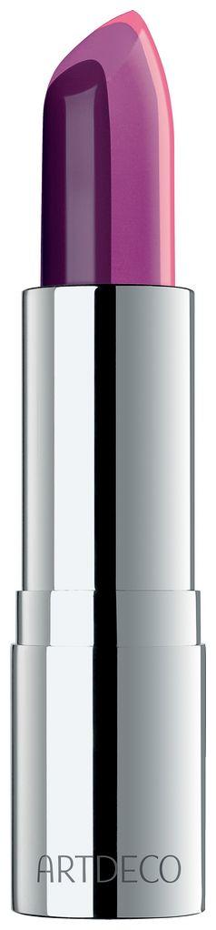 ARTDECO Ombre Lipstick, Pomadka Ombre, 33 Violet Vibes, 3,5 g Zapewnia niezwykły efekt ombre, dodatkowo nawilża, chroni i pielęgnuje usta