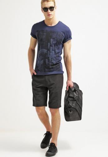 #Calvin klein jeans thun regular fit tshirt Blu scuro  ad Euro 40.00 in #Calvin klein jeans #Uomo abbigliamento shirt