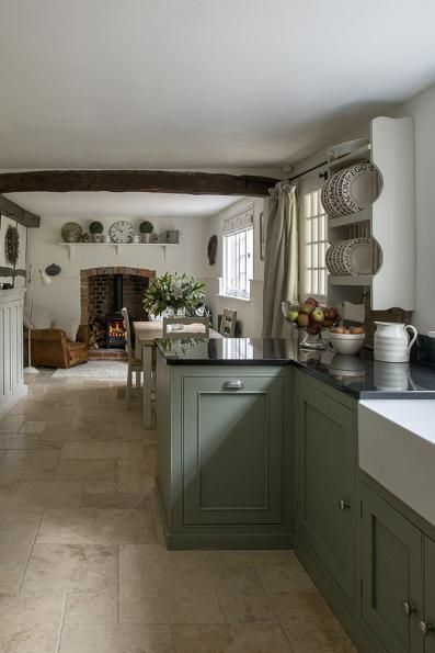 Find This Pin And More On Kitchens The Farmhouse Middleton Bespoke