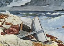 Nach dem Tornado – Winslow Homer