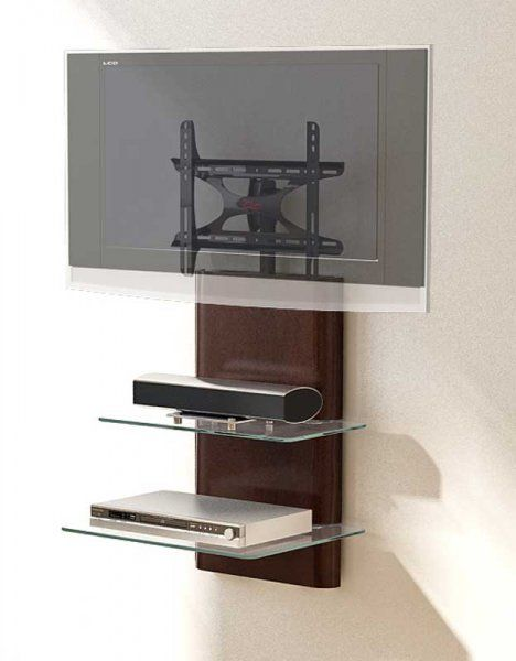 Delmont Wall Furniture System With Integrated Mount A