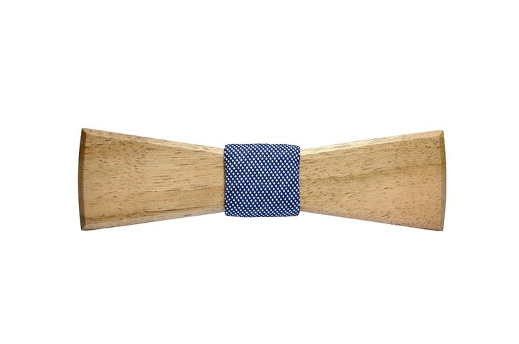 Our style represents us and reveals much about us, without the need for words. Our wooden bow tie will speak volumes!