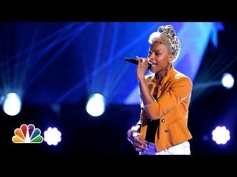 """Ashley DuBose: """"Diamonds"""" - #TheVoice Highlight - YouTube"""