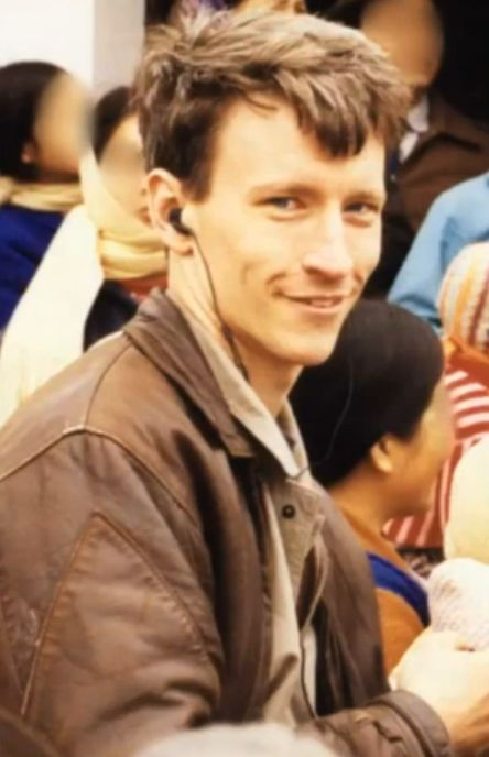(20) young anderson cooper | Tumblr