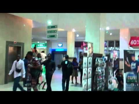 Accra Mall in Ghana